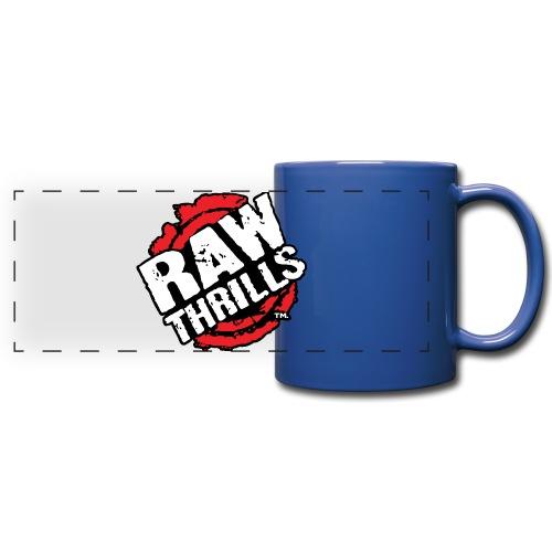 Raw Thrills - Full Color Panoramic Mug