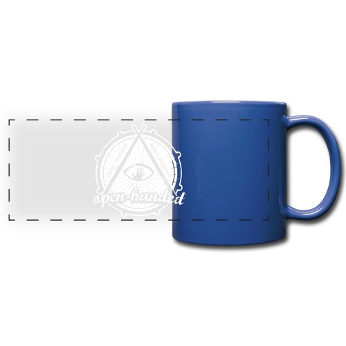 Open-Handed - Full Color Panoramic Mug
