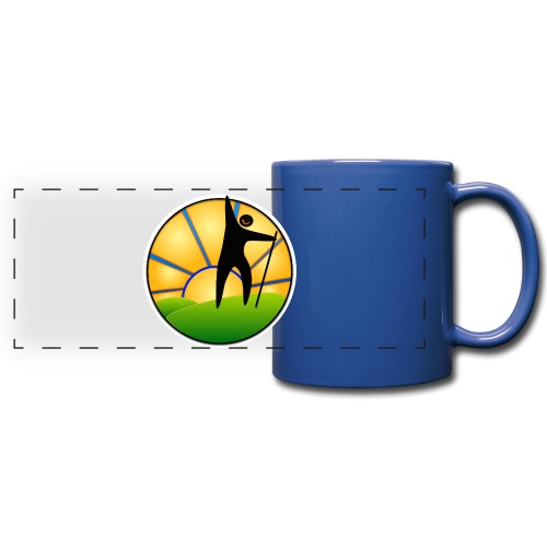 Success - Full Color Panoramic Mug