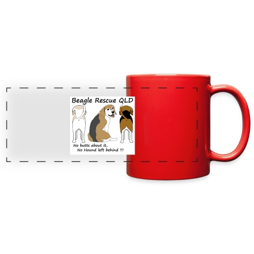 BRQb Profile #1 - Full Color Panoramic Mug