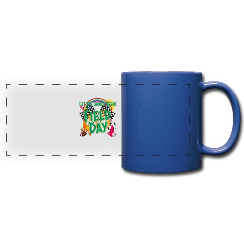 Field Day Games for SCHOOL - Full Color Panoramic Mug