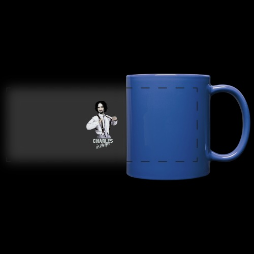 CHARLEY IN CHARGE - Full Color Panoramic Mug