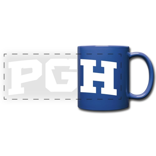 PGH_nologo - Full Color Panoramic Mug