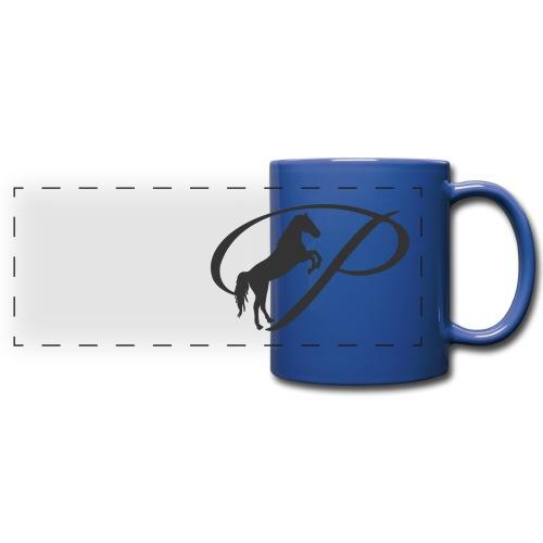 Transparent 80 Black - Full Color Panoramic Mug