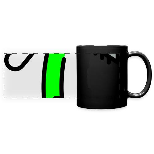 Ice Axe Vector - Full Color Panoramic Mug