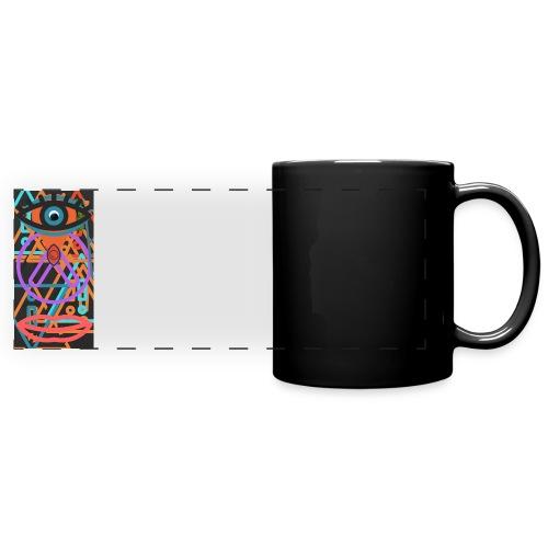 H - Full Color Panoramic Mug
