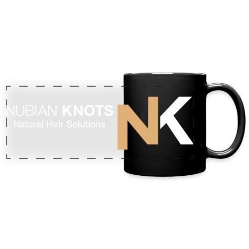 Nubian Knots - Full Color Panoramic Mug