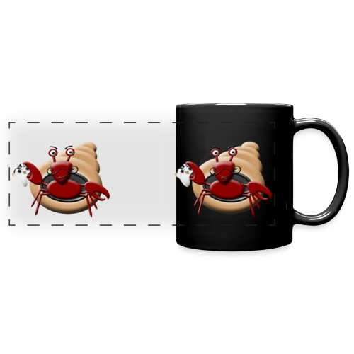 Two crabs - Full Color Panoramic Mug