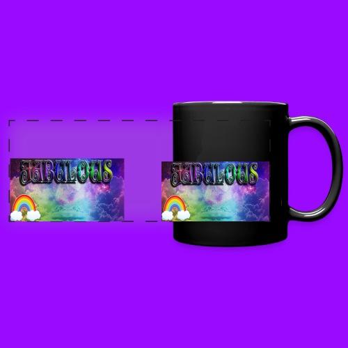 youtube - Full Color Panoramic Mug