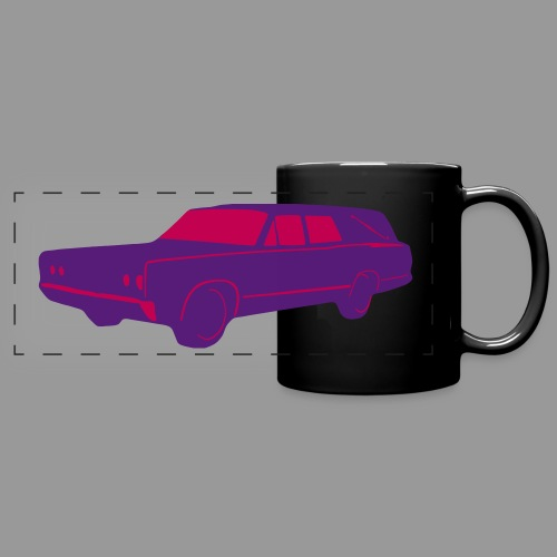 Hearse - Full Color Panoramic Mug