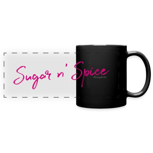 Kingsbrier Sugar n' Spice - Full Color Panoramic Mug