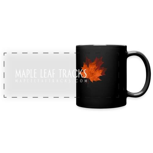 MLT Shirt Logo - Full Color Panoramic Mug