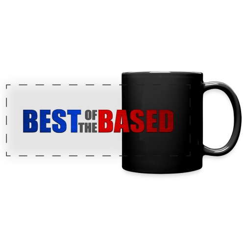 Best of the Based - Full Color Panoramic Mug