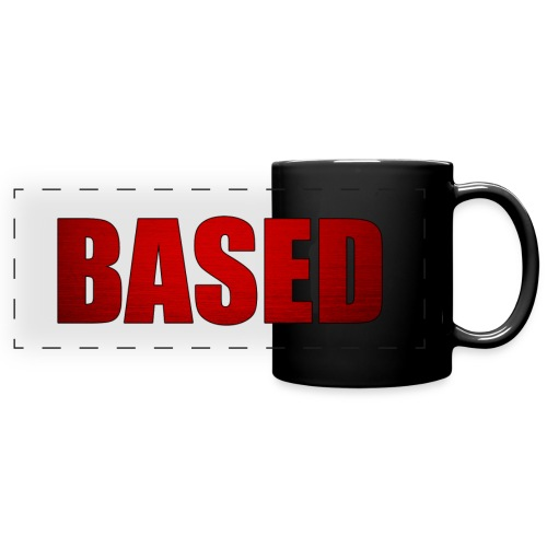 Based - Full Color Panoramic Mug