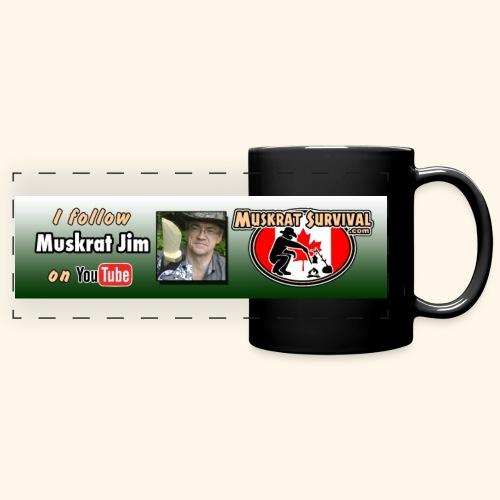 bumper sticker - Full Color Panoramic Mug