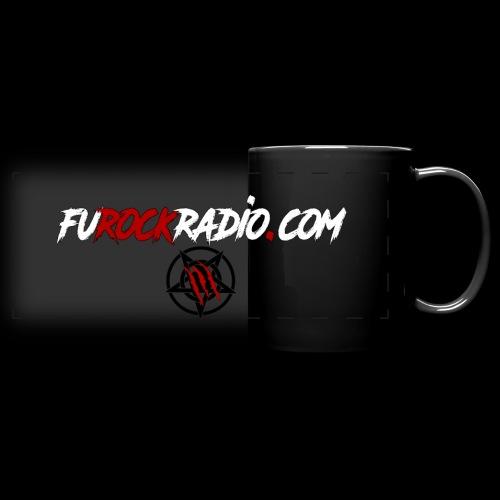 FuROCK Radio Website - Full Color Panoramic Mug