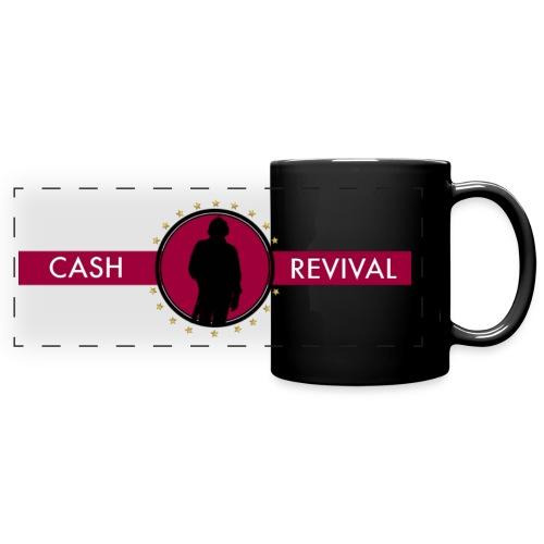 Cash Revival Logo - Full Color Panoramic Mug