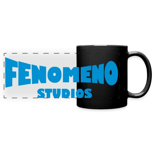 FENOMENO STUDIOS LOGO - Full Color Panoramic Mug