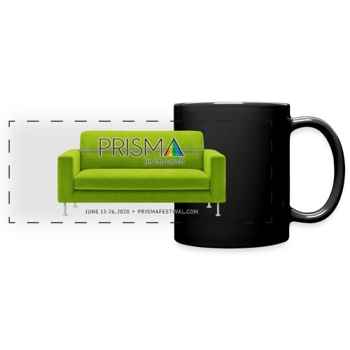 Green Couch - Full Color Panoramic Mug