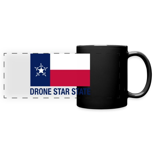 Drone Star State - Long Sleeve - Full Color Panoramic Mug