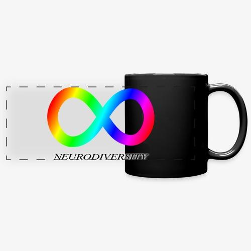 Neurodiversity - Full Color Panoramic Mug