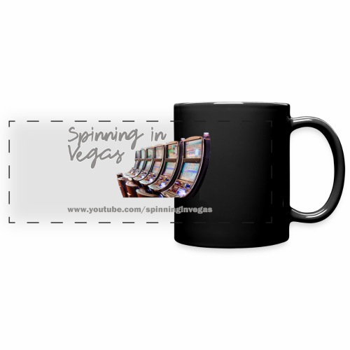 Spinning in Vegas Clothing Line - Full Color Panoramic Mug