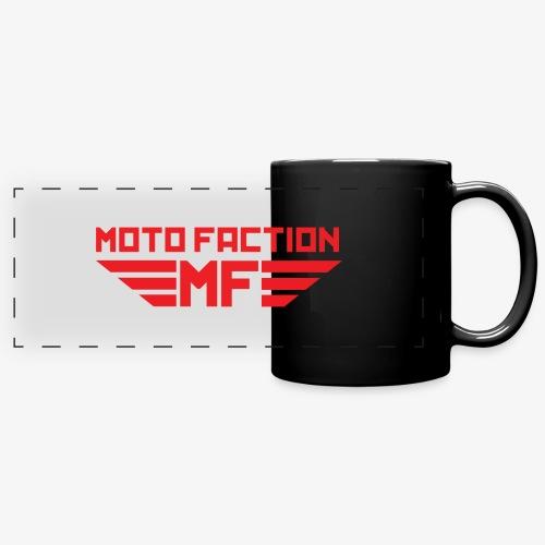 MotoFaction Logo - Full Color Panoramic Mug