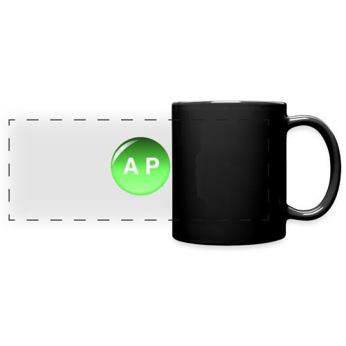 Classic Abnormal Playz Logo - Full Color Panoramic Mug