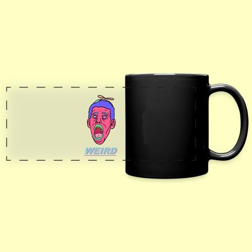 WEIRD - Full Color Panoramic Mug