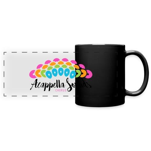 Chorus Logo - Full Color Panoramic Mug