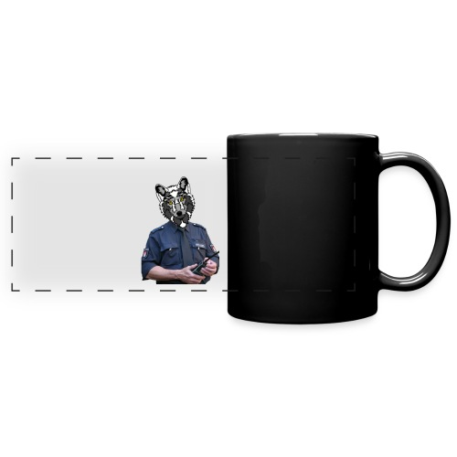 wolf police - Full Color Panoramic Mug