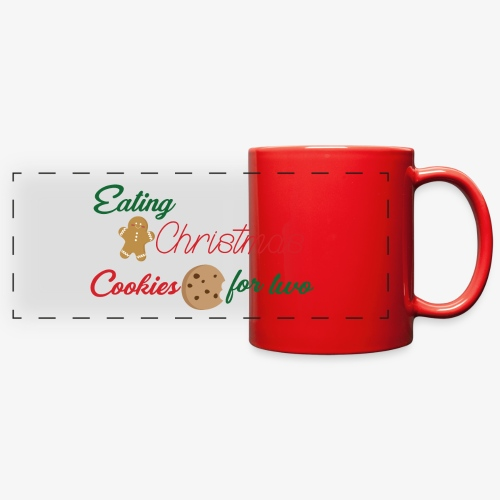 Christmas Cookies - Full Color Panoramic Mug