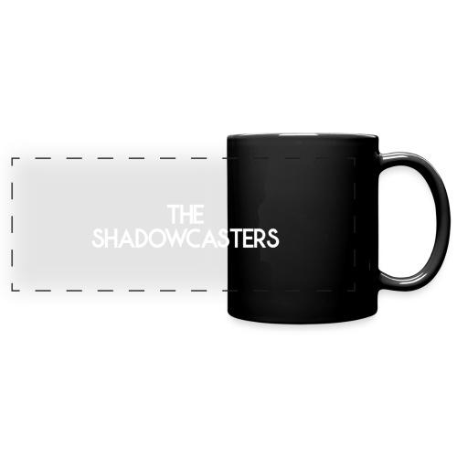shadowcasters logo large - Full Color Panoramic Mug