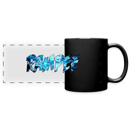 Blue Ice - Full Color Panoramic Mug
