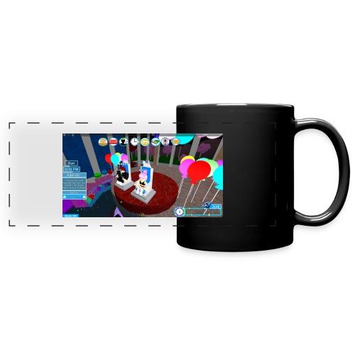 prom queen - Full Color Panoramic Mug