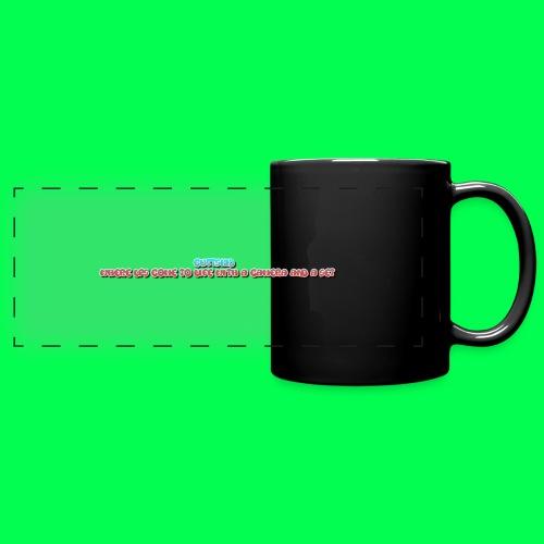 my original quote - Full Color Panoramic Mug
