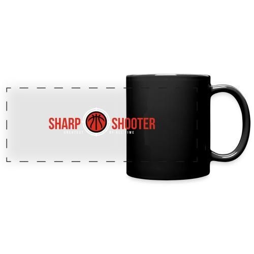SHARP SHOOTER BRAND GREATEST OF ALL TIME - Full Color Panoramic Mug
