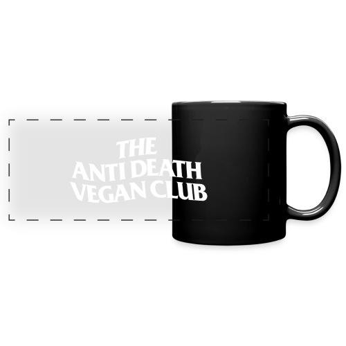 VEGAN CLUB - Full Color Panoramic Mug