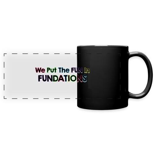 fundations png - Full Color Panoramic Mug