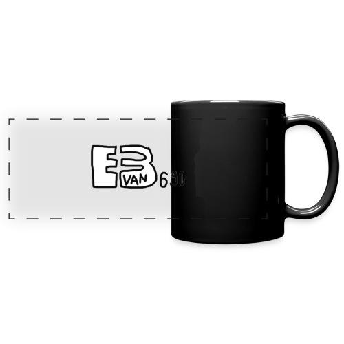 Evan3690 Logo - Full Color Panoramic Mug