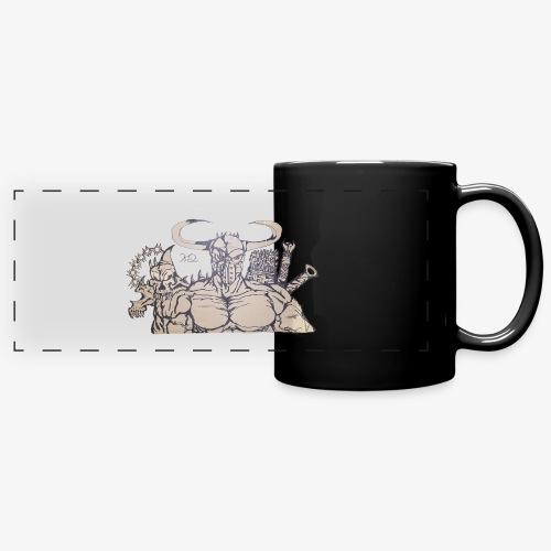 bdealers69 art - Full Color Panoramic Mug