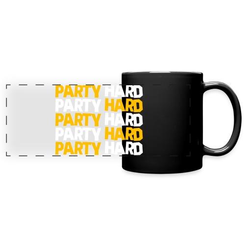 Party Hard - Full Color Panoramic Mug