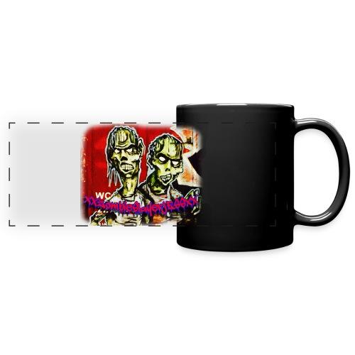 xxZombieSlayerJESSxx - Full Color Panoramic Mug