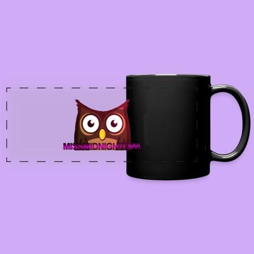 MissMidnightOwl Drink containers - Full Color Panoramic Mug