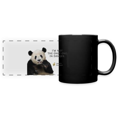 Endangered Pandas - Josiah's Covenant - Full Color Panoramic Mug
