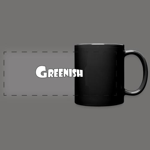 Greenish Mark II - Full Color Panoramic Mug