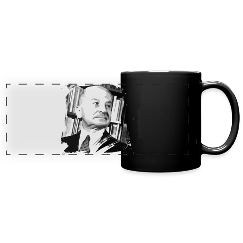 Ludwig von Mises Libertarian - Full Color Panoramic Mug