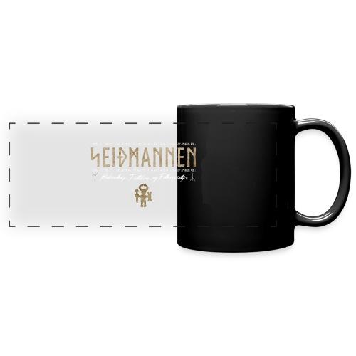 SEIÐMANNEN - Heathenry, Magic & Folktales - Full Color Panoramic Mug