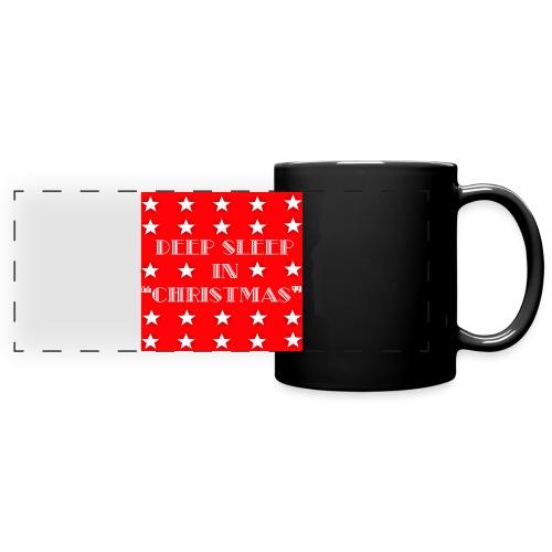 Christmas theme - Full Color Panoramic Mug