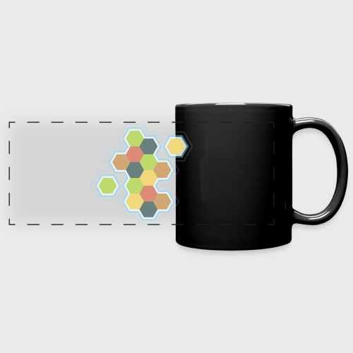 Settlers of Catan - Full Color Panoramic Mug